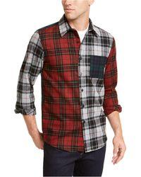 Pendleton Mixed Plaid Tartan Shirt - Multicolour