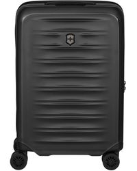 Victorinox Victorinox Vx Drift Frequent Flyer Plus Carry-on - Black