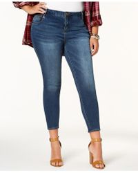 Kut From The Kloth - Plus Size Emma Skinny Ankle Jeans - Lyst