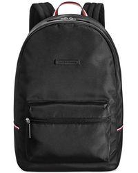 Tommy Hilfiger Men's Alexander Backpack - Black