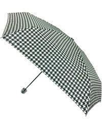 London Fog Mini Manual Umbrella - Gray
