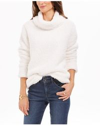 Style & Co. - Sherpa Cowl-neck Sweater, Created For Macy's - Lyst