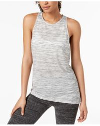 1a3bffb820 CALVIN KLEIN 205W39NYC - Performance Crossover-back Asymmetrical Tank Top -  Lyst