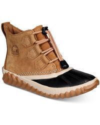 Sorel Youth Unisex Out N About Plus Boots - Multicolor