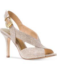 Michael Kors - Becky Dress Sandals - Lyst