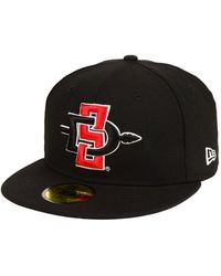 no sale tax size 40 usa cheap sale KTZ San Diego Padres C-Dub 59Fifty Cap in Red for Men - Lyst