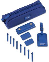 Tumi Accents Travel Kit - Blue
