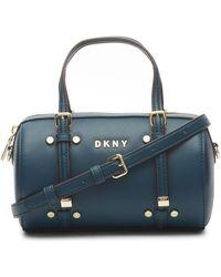 DKNY Bo Small Duffel - Blue