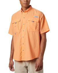 Columbia - Pfg Bahama? Ii Short Sleeve Shirt - Lyst