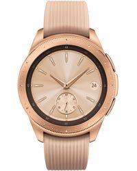 Samsung Galaxy Bluetooth Watch Rose Gold, 42mm - Multicolor