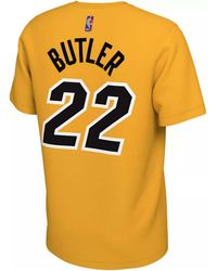 Nike Earned Player T-shirt - Jimmy Butler - Orange