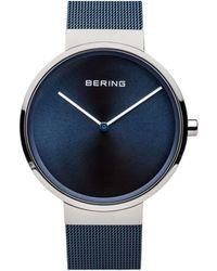 Bering Rose Watch - Blue
