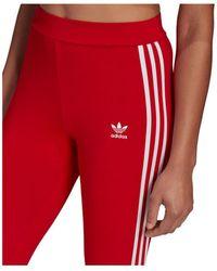adidas - 3-stripes Full Length Leggings - Lyst