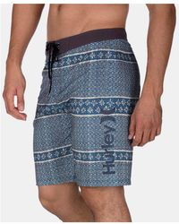 """Hurley - Vibes 20"""" Board Shorts - Lyst"""