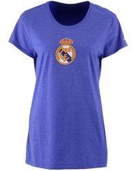 adidas - Women's International Soccer Club Team Crest T-shirt - Lyst