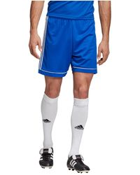 Squad 17 Climalite Soccer Short Blue