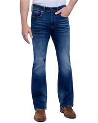 Seven7 Jeans Slim Bootcut 5 Pocket Jean - Blue