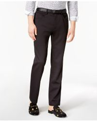 INC International Concepts - Shiny Slim-fit Stretch Pants, Created For Macy's - Lyst