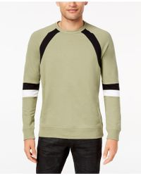 INC International Concepts - Colorblocked Sweatshirt, Created For Macy's - Lyst