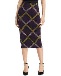 ESCADA Sport Printed Knit Midi Skirt - Multicolour