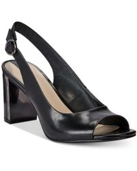 Alfani - Floraa Slingback Dress Sandals, Created For Macy's - Lyst