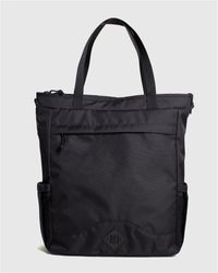 United By Blue 25l Convertible Carryall - Black