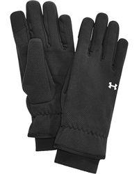 Under Armour Storm Fleece Glove - Black