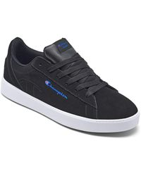 Champion Pure Casual Sneakers From Finish Line - Black