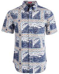 Reyn Spooner - Mens Molokai To Oahu Shirt - Lyst