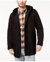 Ezekiel - Men's Hawkeye Jacket With Fleece-lined Hood - Lyst
