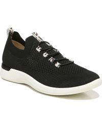 LifeStride Accelerate Slip-on Sneakers - Black