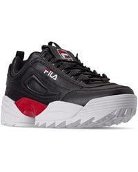 puma synthetic men's enzo casual sneakers from finish line