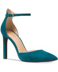 Michael Kors - Michael Lisa Court Shoes - Lyst