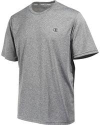Champion - Men's Vapor Performance T-shirt - Lyst