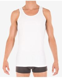Tommy Hilfiger Classic Tank, 3 Pack - White