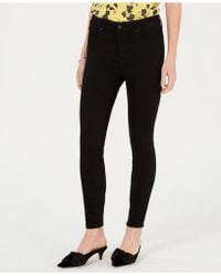 Maison Jules - High-rise Skinny Jeans, Created For Macy's - Lyst