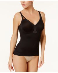 a72d7bded2399 Lyst - Miraclesuit Extra Firm Control Strapless Body Shaper 2793 in ...