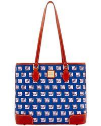 Dooney & Bourke - New York Giants Richmond Shopper - Lyst