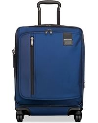 """Tumi - Merge 22"""" Continental Expandable Carry-on Suitcase - Lyst"""