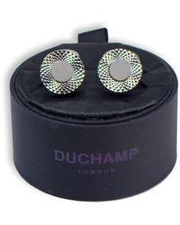 Duchamp Cufflink - Metallic
