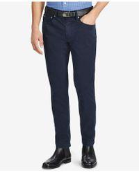 Polo Ralph Lauren - Men's Varick Slim-straight Pants - Lyst