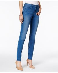 Style & Co. - Curvy-fit Skinny Jeans - Lyst