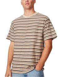 Cotton On Dylan T-shirt - Natural