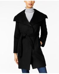 Jones New York - Asymmetrical Coat - Lyst