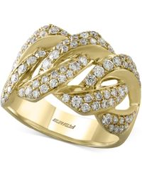 Effy Collection - Diamond Ring (1-1/8 Ct. T.w.) In 14k Gold - Lyst