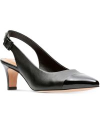 Clarks - Women's Crewso Emmy Slingback Court Shoes - Lyst