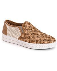 Muk Luks Street Smart Slip-on Sneakers - Multicolour