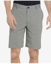 G.H. Bass & Co. - Cliff Peak Classic-fit Stretch Performance Heather Hybrid Shorts - Lyst