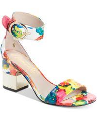 Nanette Lepore - Thora Dress Sandals - Lyst