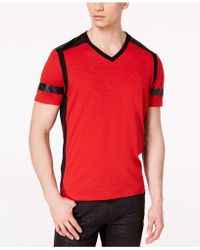 INC International Concepts - Colorblocked Speed T-shirt, Created For Macy's - Lyst